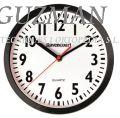 Reloj con números gruesos y claros