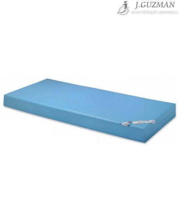 Colchón poliuretano funda acolchada