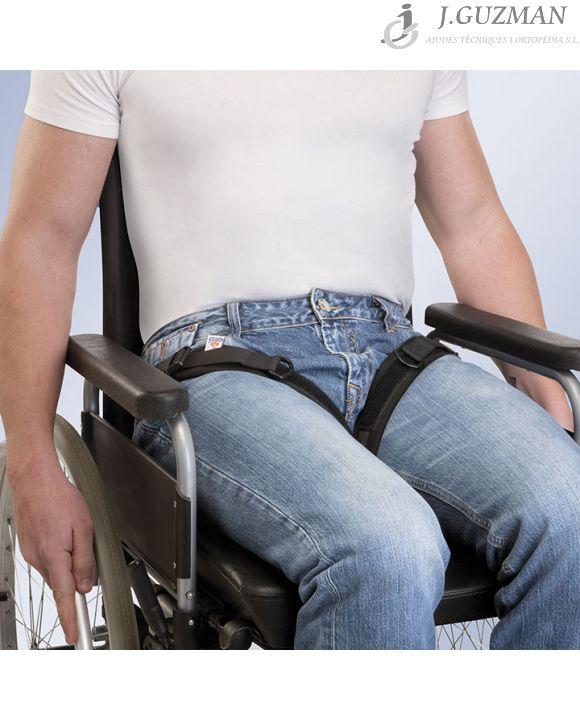 Cinchas para abducción de piernas
