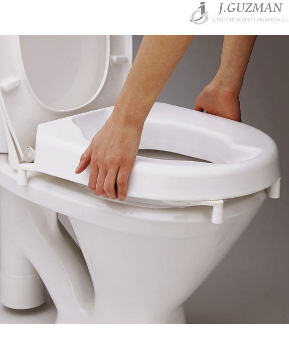 Elevadores de WC «HI-LOO»