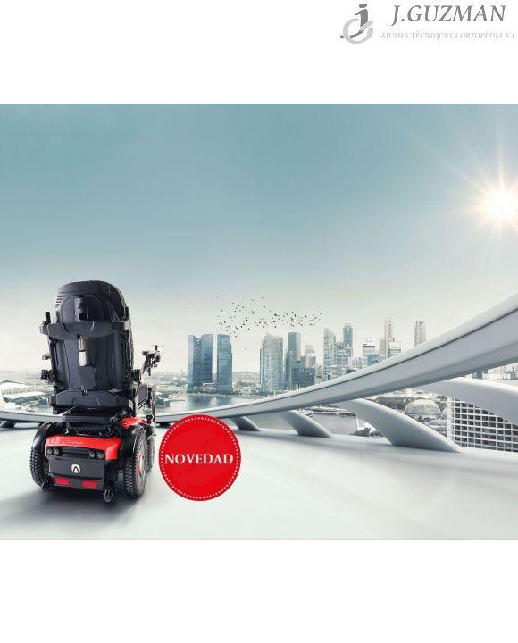 Silla eléctrica de tracción trasera AVIVA RX 40