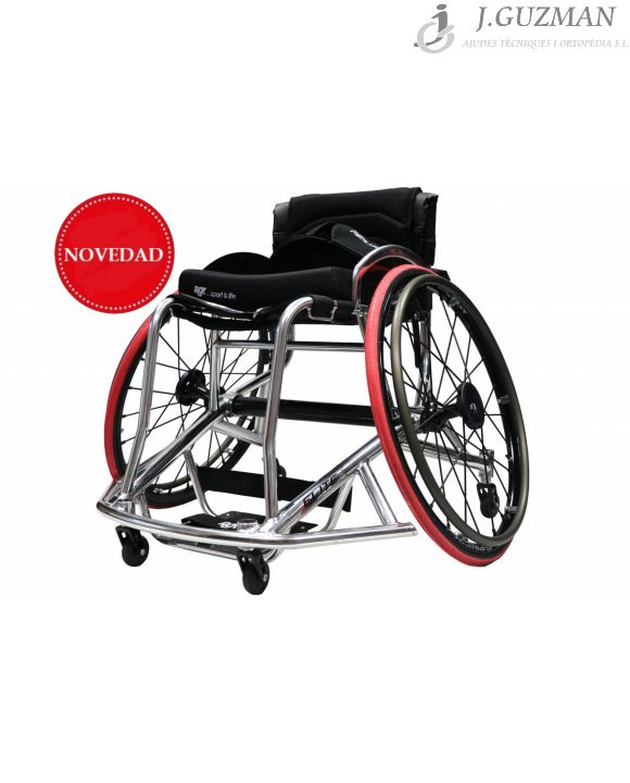 Silla de ruedas deportiva Elite X Baloncesto