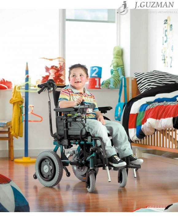 Silla ligera y transportable «Esprit Action4 JUNIOR»