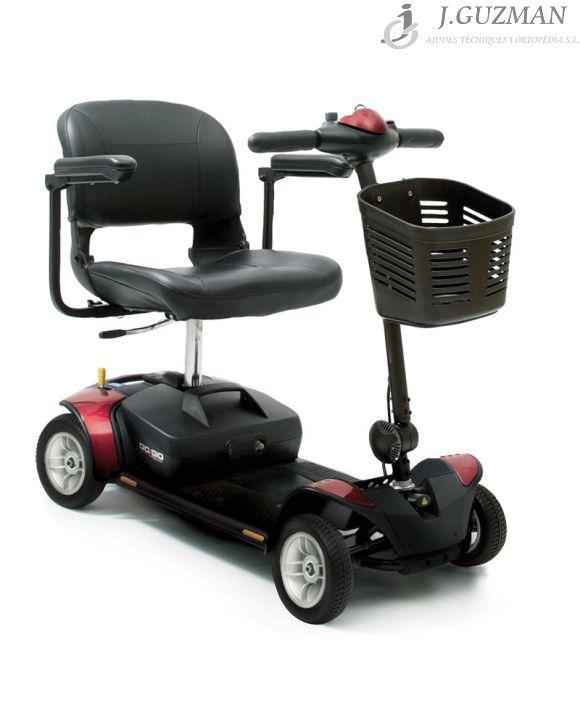 Scooter 4 ruedas «GOGO»