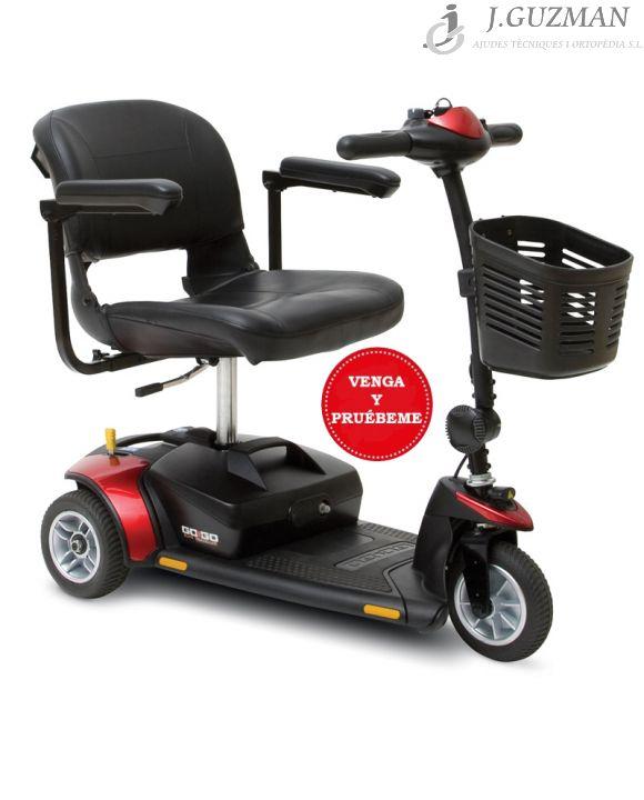 Scooter 3 ruedas «GOGO»