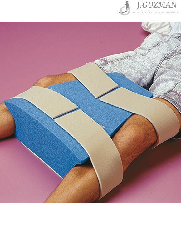 Abductor piernas para cama
