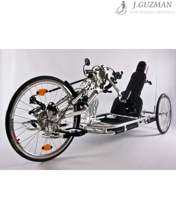 Handbike deportiva «LUPO»