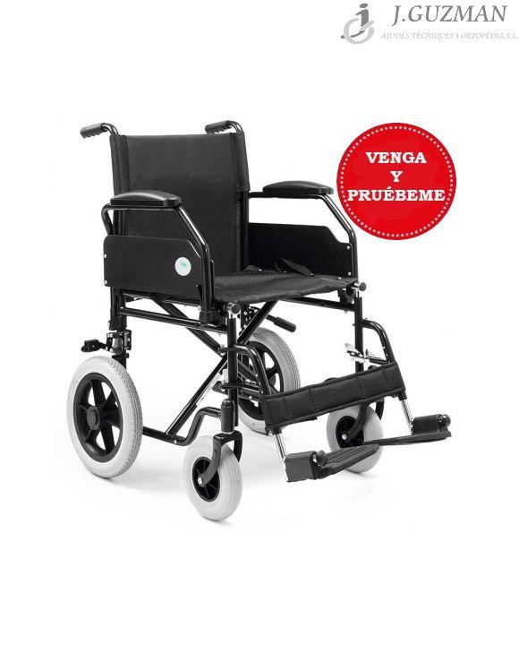 Silla de ruedas de acero plegable «PC-20»
