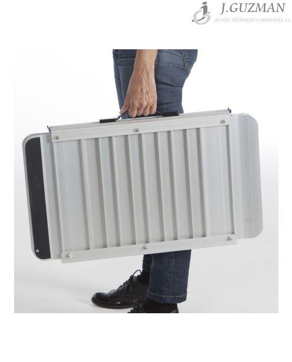 Rampas tipo maleta