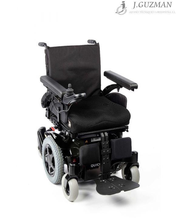 Silla de ruedas eléctrica QUICKIE «Salsa M2 Mini»