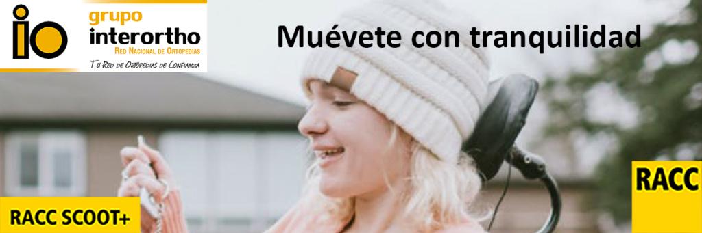 MÁXIMA PROTECCIÓN ESTÉS DONDE ESTÉS CON RACC SCOOT+